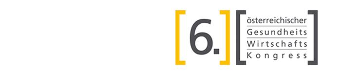 6. ÖSTERREICHISCHER GESUNDHEITSWIRTSCHAFTSKONGRESS am 12. März 2014 in Wien