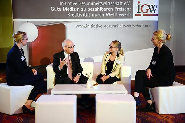 Initiative Geaundheitswirtschaft im Dialog