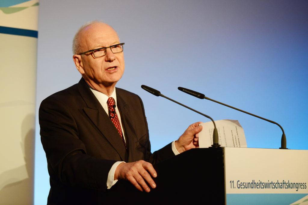 Gesundheitsunternehmer Prof. Heinz Lohmann